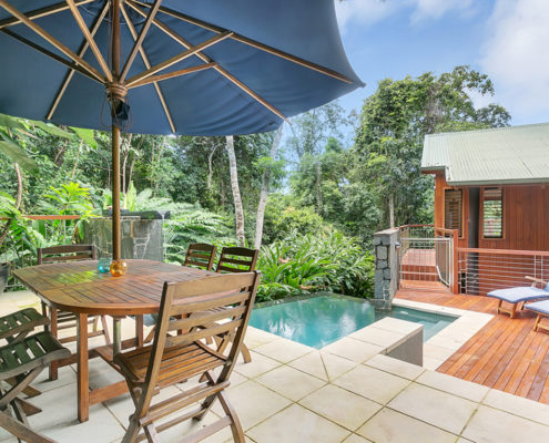 Romantic Accommodation Cairns
